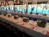 Bell Lamp Shades, Deckhouse Wedding