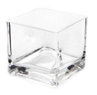 Cube Vase 10cm