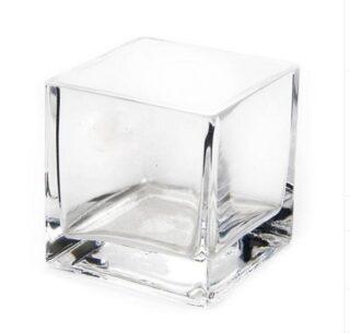 Cube Vase 8cm