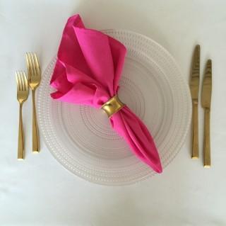 Hot Pink Napkin