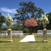 Pink 4m Cherry Blossom Wedding Ceremony