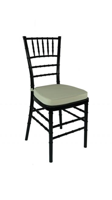 black-tiffany-chair-hire-side