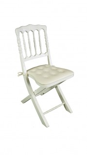 Folding Napoleon Chair