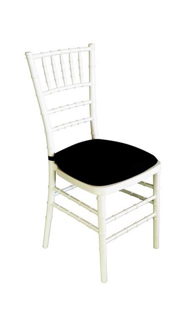 White Tiffany Chair Harbourside Decorators
