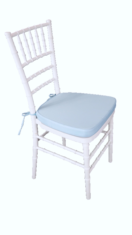 Baby Blue Chair Cushion