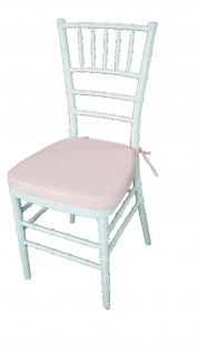 Baby Pink Chair Cushion