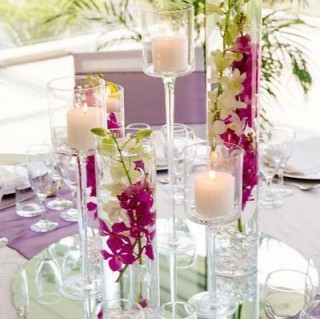Goblet Candle Holders