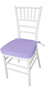 Lilac Chair Cushion