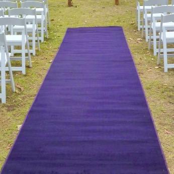Purple Carpet