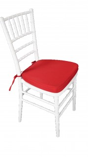 Red Chair Cushion
