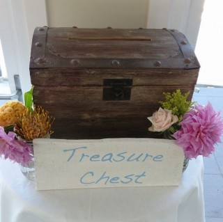 Treasure Chest Wishing Well
