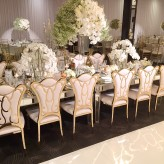 Fascino Chairs on King Tables