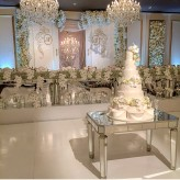 Lux Cake Table