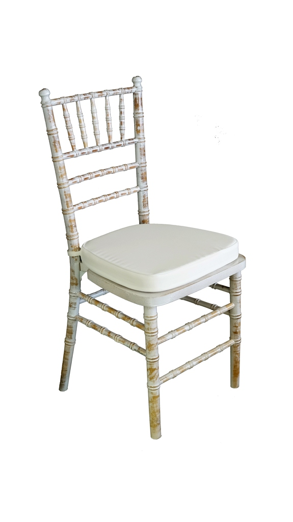 Limewash Tiffany Chair Hire