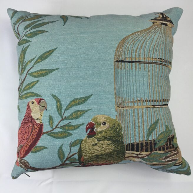Birdcage Cushion