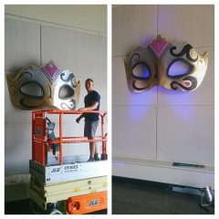 Mask Install