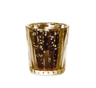 Mercury Gold Tea Light