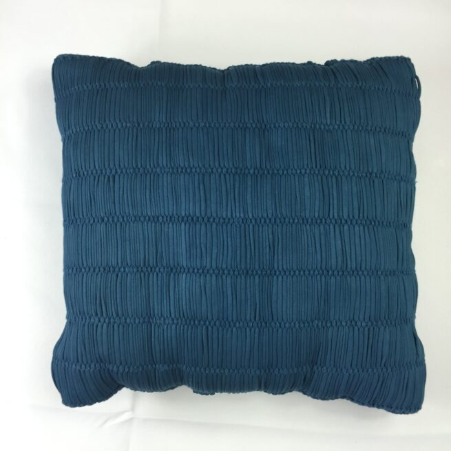 Teal Cushion