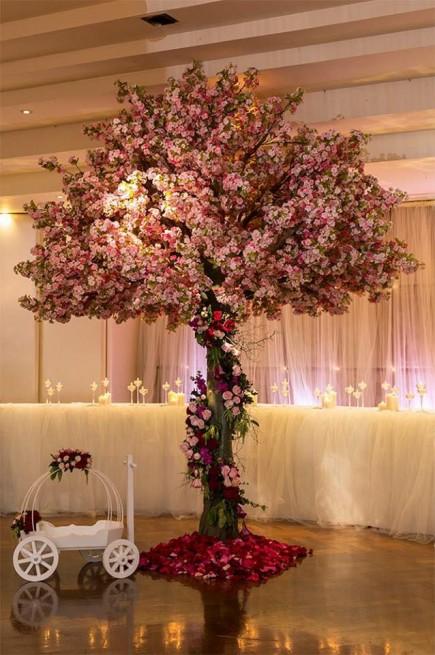 4m Pink Cherry Blossom