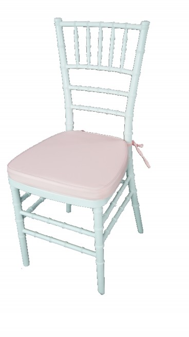 Baby Pink Chair Cushion