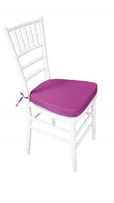 Purple Chair Cushion