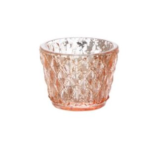 Rose Gold Diamond Votive