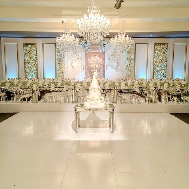 Bridal Backdrop wall