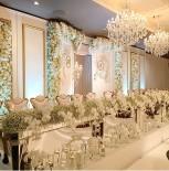 Mirror Lux Bridal Table