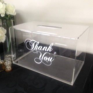 perspex wishing well
