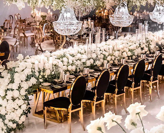 Luxury Event & Wedding Decor Hire  Wedding Decoration Hire Sydney