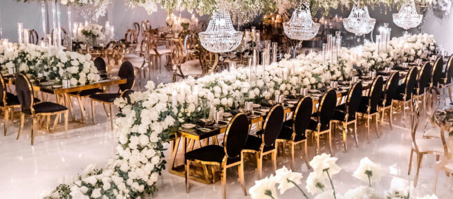 Wedding Decorations - Wedding Decor Hire Sydney